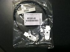 Acu-Rite Linear Scale to DRO Interface Cable- D9f to D9m  PN 683201-03