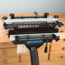 Rockler's Complete Dovetail Jig with Dovetail Jig Dust Collector Combo