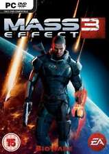 Mass Effect 3 - PC DVD - brand new and factory sealed