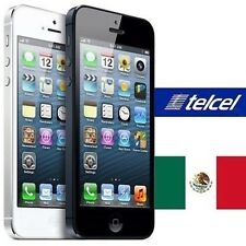 TELCEL / AMERICA MOVIL MEXICO IPHONE 4/4S/5/5C/5S/6/6S FACTORY UNLOCK SERVICE