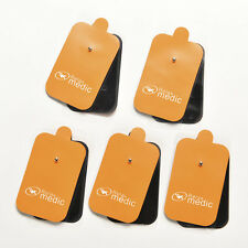10X TENS Machine Replacement Message Electrode Pads Self-Adhesive Reusable KB7