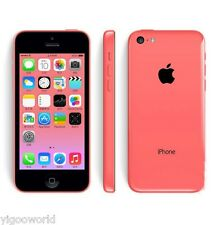"NEW APPLE IPHONE 5C 16GB GSM ""Factory Unlocked"" Smartphone Cell Phone PINK"