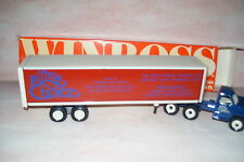 1984 Best Choice Pop Up Hood Winross Diecast Trailer Truck