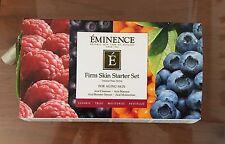 Eminence Firm Skin Starter Set Kit NEW