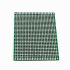 1Stk 7x9cm 1.6mm Lochrasterplatte Leiterplatte Streifenraster Platine PCB Board