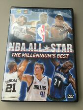 NBA All Star - The Millennium's Best DVD (2002) All Star Moments