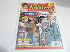#1 LIFE WITH ARCHIE - THE MARRIED LIFE magazine JUSTIN BIEBER