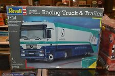 1/24 Revell Sauber Potronas Racing Truck and Trailer #07539 Model Kit - NEW