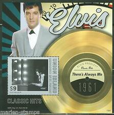 UNION  ISLAND  2013 ELVIS PRESLEY CLASSIC HITS THERE'S ALWAYS ME  S/S MINT  NH