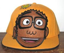 Yo Gabba Gabba! DJ LANCE Flat Bill  SNAPBACK One Size Adjustable Hat Cap