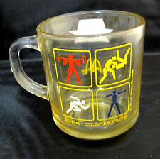 McDonald's 23rd Olympiad Games Los Angeles 1984  Coffee Tea Cup Mug Collectible