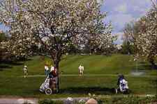 681077 18th Green Hylands Golf Course Ottawa Ontario A4 Photo Print