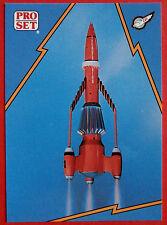 Thunderbirds pro set-carte #028 - thunderbird 3-pro set 1992