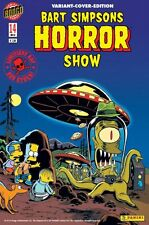Bart SIMPSONS Horror Show #14 (deutsch) VARIANT-COVER-EDITION limitiert 888 Ex.