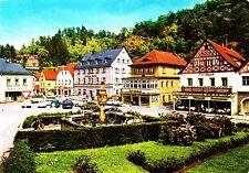 Bad Berneck / Fichtelgebirge  , Ansichtskarte , gelaufen