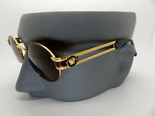 Versace Gianni Sunglasses Mod S68 Col 55M Vintage Genuine New Old Stock
