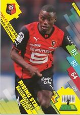 SRFC-11 NTEP # RISING STAR STADE RENNAIS CARD ADRENALYN FOOT 2015 PANINI
