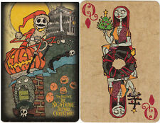 2011 Disney Parks The Nightmare Before Christmas Playing Card- Queen of Diamonds