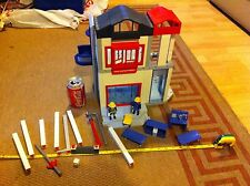PLAYMOBIL FIRE DEPARTMENT CASERMA Mini Figura Bundle