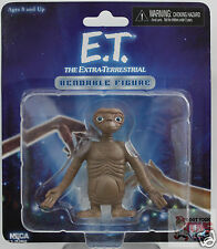 "E.T BENDABLE Neca 30th Anniversary E.T Classic 2013 2.5"" Inch ACTION FIGURE"