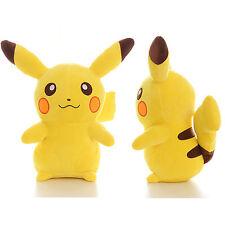 HOT Xmas Gift Japanese Anime POKEMON Pikachu Soft Plush Toy Kids Teddy Doll 35cm