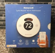 NEW SEALED Honeywell Lyric Round Wi-Fi Thermostat RCH9310WF5003 2nd Generation