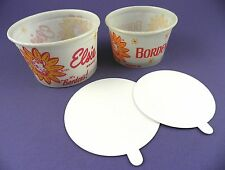 Elsie Borden's Ice Cream Cups - from Unused 1960s Stock