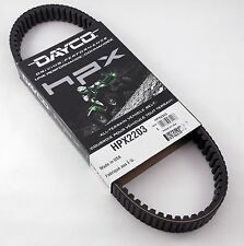 HPX2203 Dayco High Performance Extreme Drive Belts
