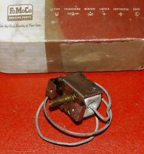 NOS 1964-1966 Ford Van Truck air conditioning evaporator thermostat C4TZ-19618-A