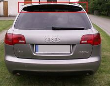 AUDI A6 C6 AVANT ESTATE 05-11 REAR ROOF SPOILER NEW