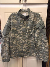 BDU Digital Camo COAT ARMY Combat Uniform Large/Regular Preowned