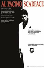 SCARFACE MOVIE SHEET 91.5 X 61CM POSTER NEW OFFICIAL MERCHANDISE