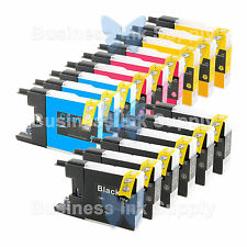 15 PACK LC71 LC75 Compatible Ink Cartirdge for BROTHER Printer MFC-J435W LC75