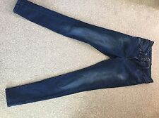Women's Size 12 Extra Long Next Lift & Shape Skinny Jeans. Worn And Washed Once