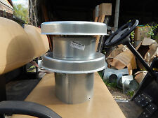 """Chimney Vent Pipe Cap, Brand New, 5 3/4"""" Inside, 13"""" Wide, 14"""" Tall, New #4"""