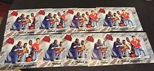 LARRY JOHNSON ERIC LINDROS 1991 Classic LOT of ( 9 ) Future Superstars Promo SP