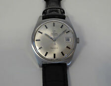 Vintage From 1970 Men's Omega Automatic 24J. Wristwatch One Year Warranty 171