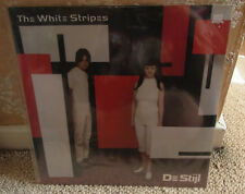 "THE WHITE STRIPES ""De STIJL"" VINYL LP SFTRI sealed EXTREM RARE"