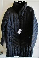 LOVE MOSCHINO Real Duck Down Padded, Puffy Coat Size 8, Italy Size 44