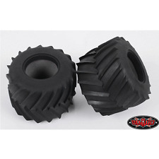 "RC4WD The Rumble 2.6"" Monster Truck Racing Tires  Z-T0015"