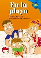 En la playa (Read-It! Readers: Nivel Azul) (Spanish Edition)