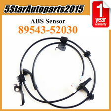 89543-52030 ABS Speed Sensor Front Left for Toyota 06-09 Yaris 1.5 Scion xD 1.8