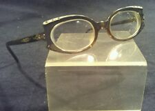 Vintage 1950s Swank frames glasses rhinestones UNIQUE! 46/20 made in france