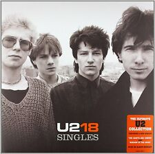 U2 - U218 Singles DOUBLE VINYL LP NEW/ MINT