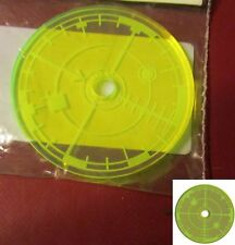 "4Ground MG-TAM-109G Momentum Games Green 2"" Blast Marker (1) Round Template NIB"