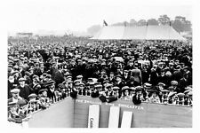 pt9218 - Doncaster Racecourse , The Shilling Ring - photograph