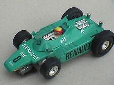Vintage Antik  Slotcar Carrera 132 Renault Formel 1
