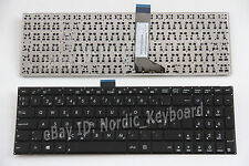 SE Swedish Finnish Norsk Danish Nordic Keyboard for Asus F502 F502CA X502 X502CA