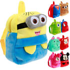 Baby Toddler Kids Child Mini Cartoon Animal Backpack Schoolbag Shoulder Bag