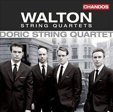Walton: String Quartets (CD, Feb-2011, Chandos)